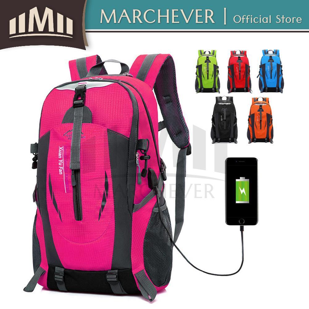 Marchever Waterproof Backpack