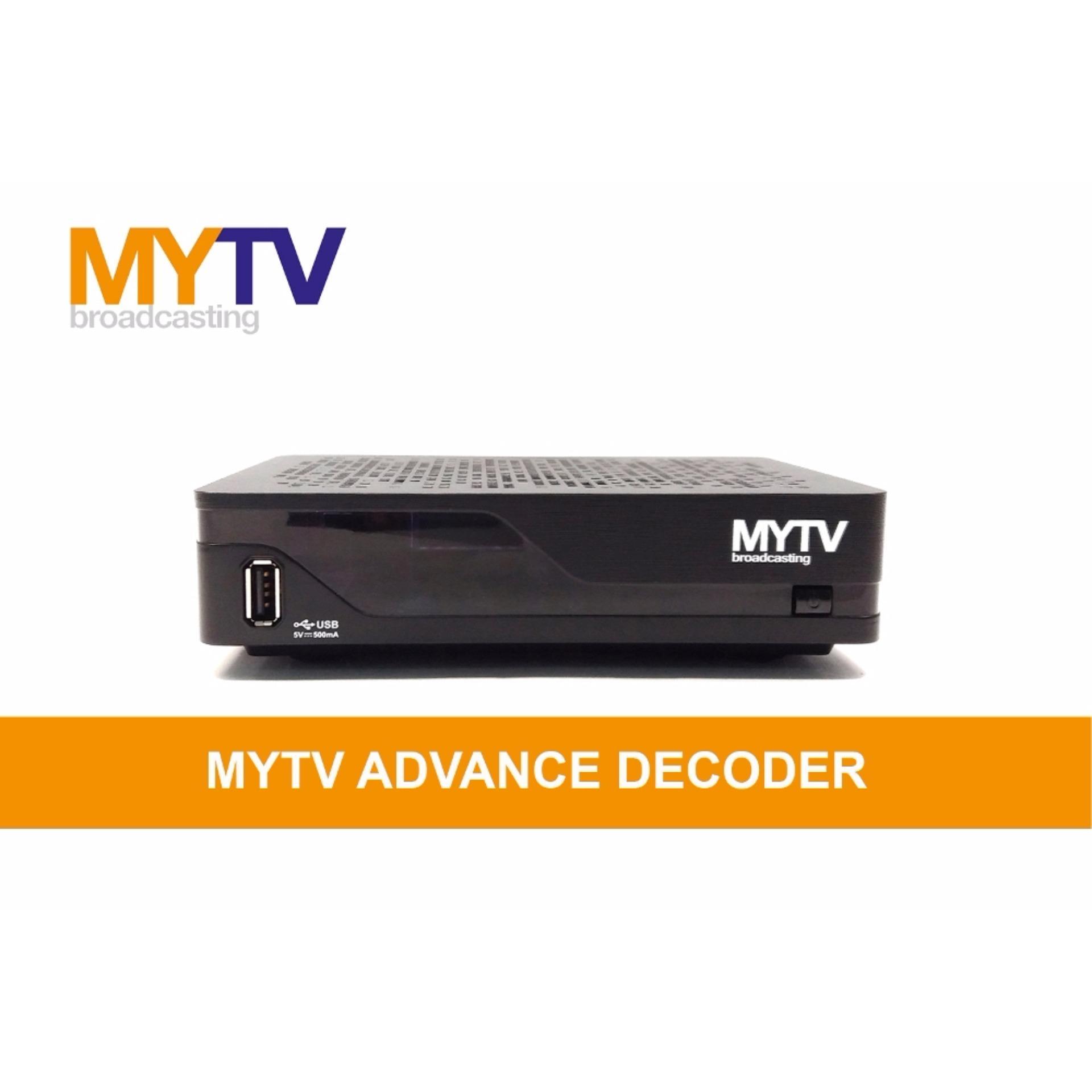 MyTV Digital Decoder