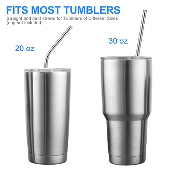 Stainless Steel Straw (4)